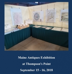 Maine Antiques Exhibition at Thompson's Point