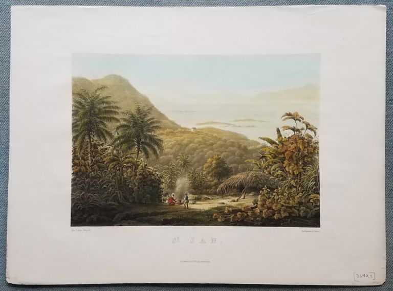 St. Jan. Virgin Islands: St. John., E. . Baerentzen, Cos., il, publisher.